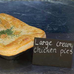 Edenmill Chicken Pie